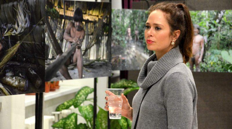 porodkyně soutěže Adéla Pristášová